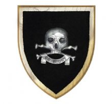 Queen's Royal Lancers Wall Plaque